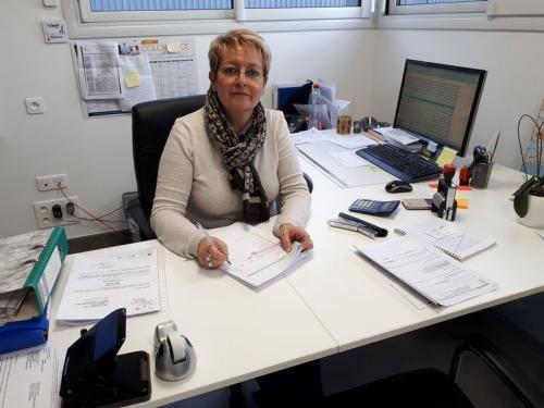 Annick GILBERT / Assistante de gestion