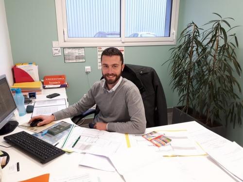 Sylvain NOYER / Conducteur de travaux